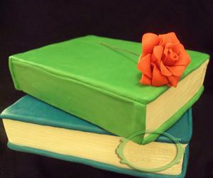 Торт Книга из мастики – видео