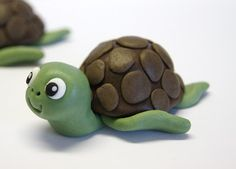 Животные из мастики. Черепаха из мастики – видео