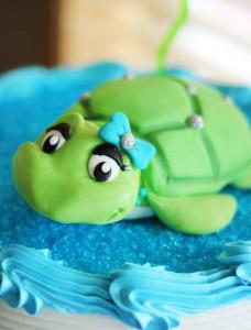 Животные из мастики. Черепаха из мастики – видео-шаг 2