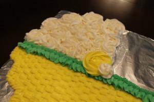 Детский торт Коляска – мастер-класс-шаг 9