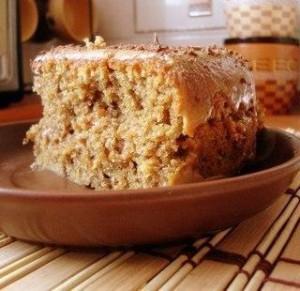 Кофейный торт простого приготовления