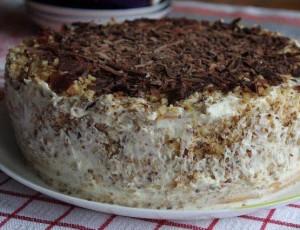 Вкусный торт в мультиварке. Кефирный торт простого приготовления