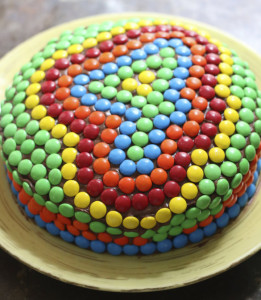 Как украсить детский торт просто и при этом эффектно – мастер-класс