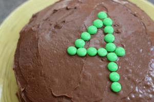 Как украсить детский торт просто и при этом эффектно – мастер-класс-шаг 5