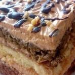 Торт со сметанным кремом Мечта сладкоежки