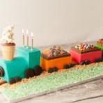 Торт Поезд – готовится легко, восхищает всех!