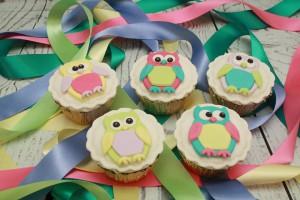 Как украсить кексы или маффины – три замечательные идеи!-шаг 2