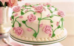Как украсить свадебный торт – замечательные идеи-шаг 2