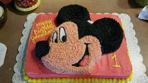Детский торт Мышка