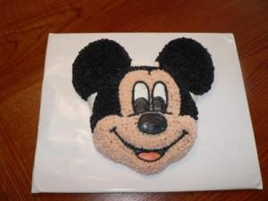 Детский торт Мышка-шаг 2