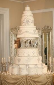 Красивые свадебные торты – смотрим и вдохновляемся!