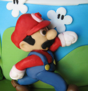 Марио из мастики – видео