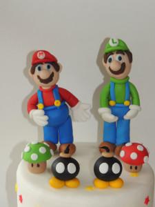 Марио из мастики – видео-шаг 3