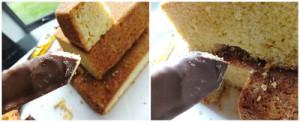 3D торт Самосвал – мастер-класс-шаг 5