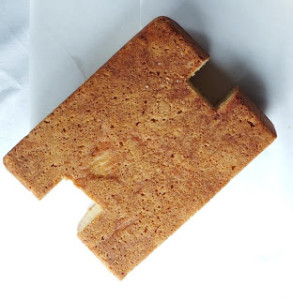 3D торт Самосвал – мастер-класс-шаг 2
