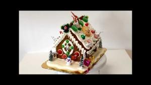 Сладкий торт Домик – видео-шаг 2