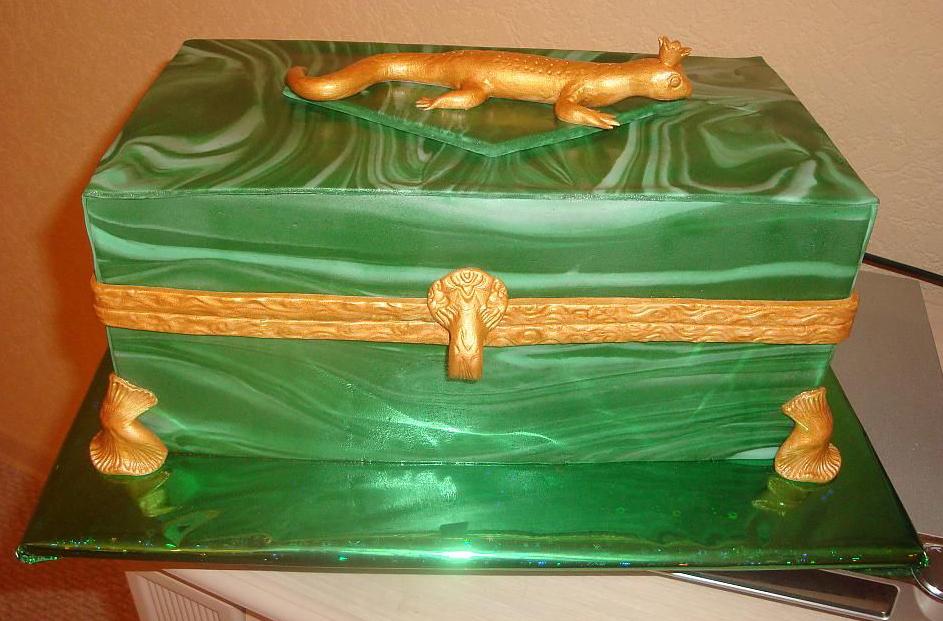 торт малахитовая шкатулка рецепт с фото нашей подкатегории