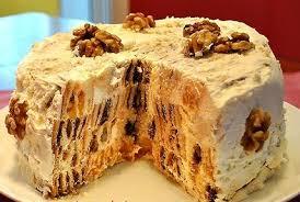 Как приготовить торт Трухлявый пень