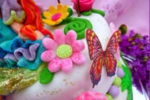 Торт для девочки Винкс