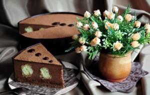 Торт Облака в шоколаде-шаг 1