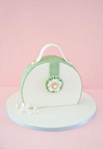 Торт сумка из мастики – мастер-класс