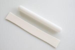 Торт сумка из мастики – мастер-класс-шаг 4