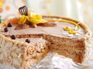 Рецепт Киевского торта