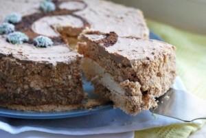 Киевский торт – рецепт быстрого приготовления