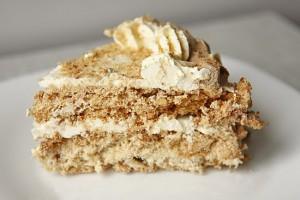 Рецепт Киевского торта-шаг 1