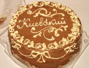 Киевский торт в мультиварке