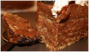 Шоколадный крем с орехами-шаг 1