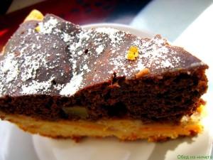 Фруктовый торт в мультиварке-шаг 1