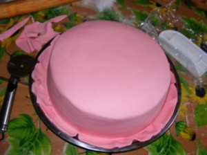 Правильное покрытие торта мастикой – вопросы и ответы