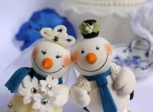 Новогодний торт на манке «Снеговики» - вкуснейшее лакомство для детишек!