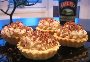 Кофейные пирожные-корзиночки «Жокей»-шаг 1