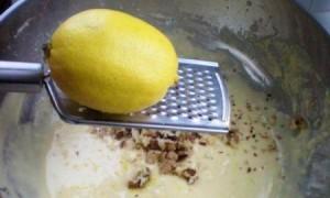 Новогодний торт Елочка с фруктами-шаг 5