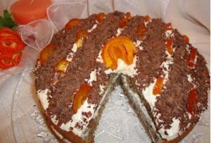 Новогодний торт Сказочная фантазия ароматов