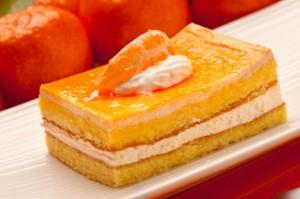 Апельсиновая глазурь для кондитерских изделий