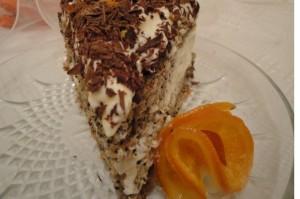 Новогодний торт Сказочная фантазия ароматов-шаг 1