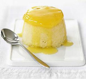 Лимонная глазурь для кондитерских изделий