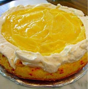 Лимонная глазурь для кондитерских изделий-ШАГ 1