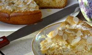Медовый торт с манго быстрого приготовления в мультиварке