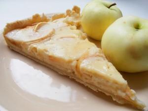 Сметанный крем с яблоками – 2 варианта приготовления-шаг 1