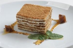 Сметанный медовый торт – лакомство для гурманов-шаг 1