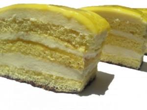 Лимонные пирожные-шаг 1