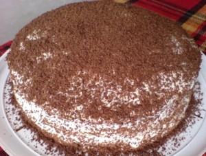 Сметанный медовый торт – лакомство для гурманов