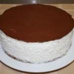Торт Птичье молоко с маскарпоне-шаг 1