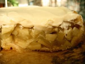 Масляный яблочный крем для кондитерских изделий-шаг 1