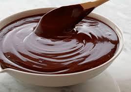 Медово-шоколадная глазурь