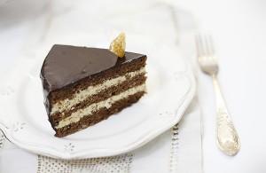 Карамельно-грильяжный крем для тортов и пирожных-шаг 3